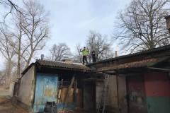 úklid-střechy